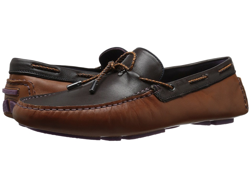 Ted Baker - Melato (Brown/Tan Leather) Men's Shoes