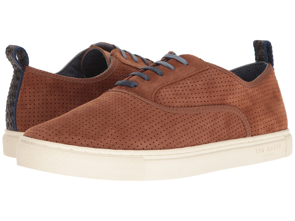 Ted Baker - Odonel (Tan Suede) Men's Shoes