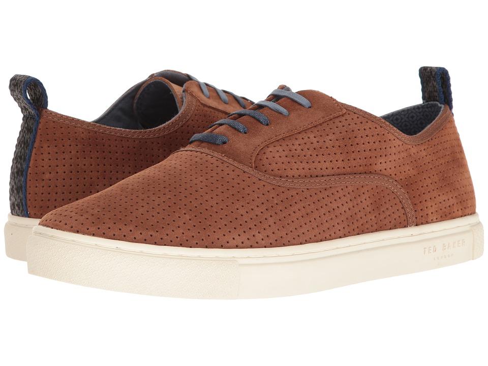 Ted Baker - Odonel (Tan Suede) Men's Shoes