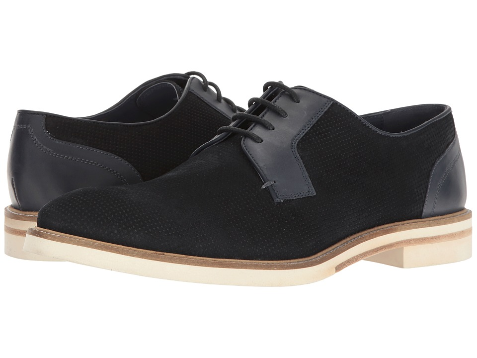 Ted Baker - Siablo (Dark Blue Suede) Men's Shoes