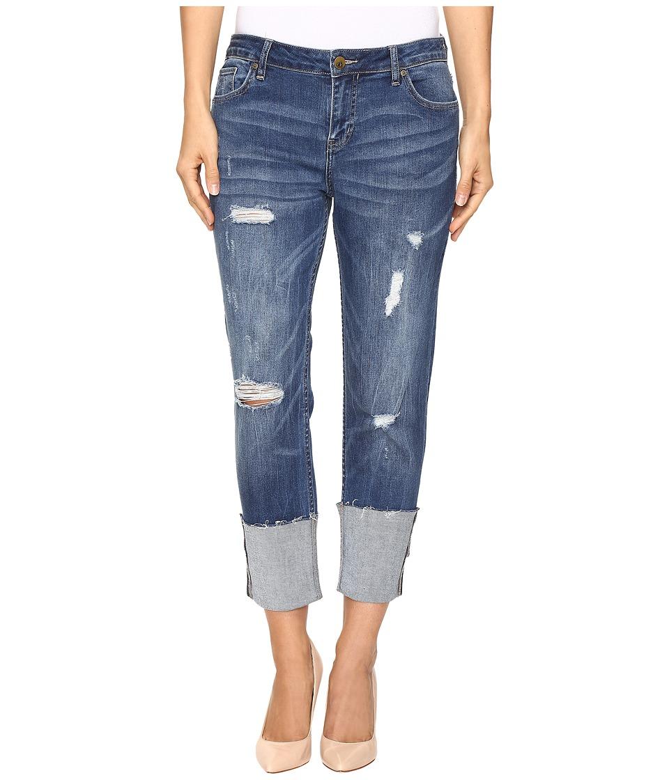 Calvin Klein Jeans - Boyfriend Jeans in Halsey Wash (Halsey Wash) Women's Jeans