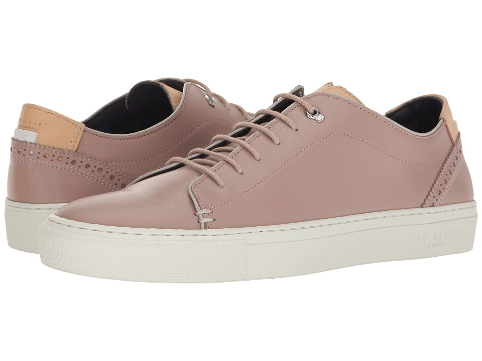 Ted Baker - Kiing (Light Pink Leather) Men's Shoes
