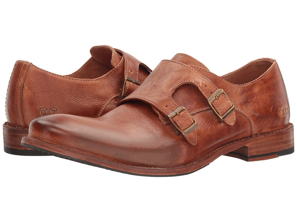 Bed Stu Brando (Cognac Dip-Dye Leather/Suede) Men