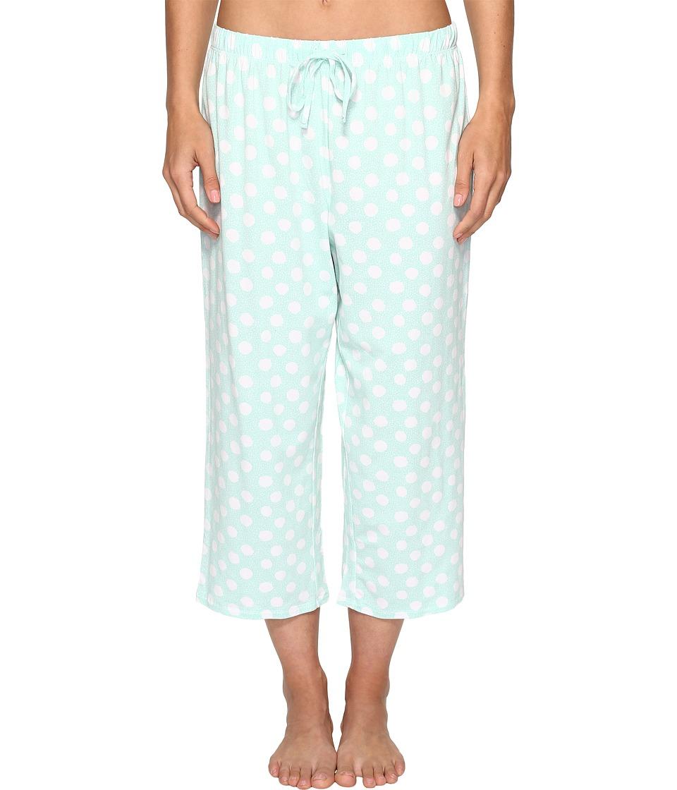 Jockey Printed Capri Pants (Big Dots) Women