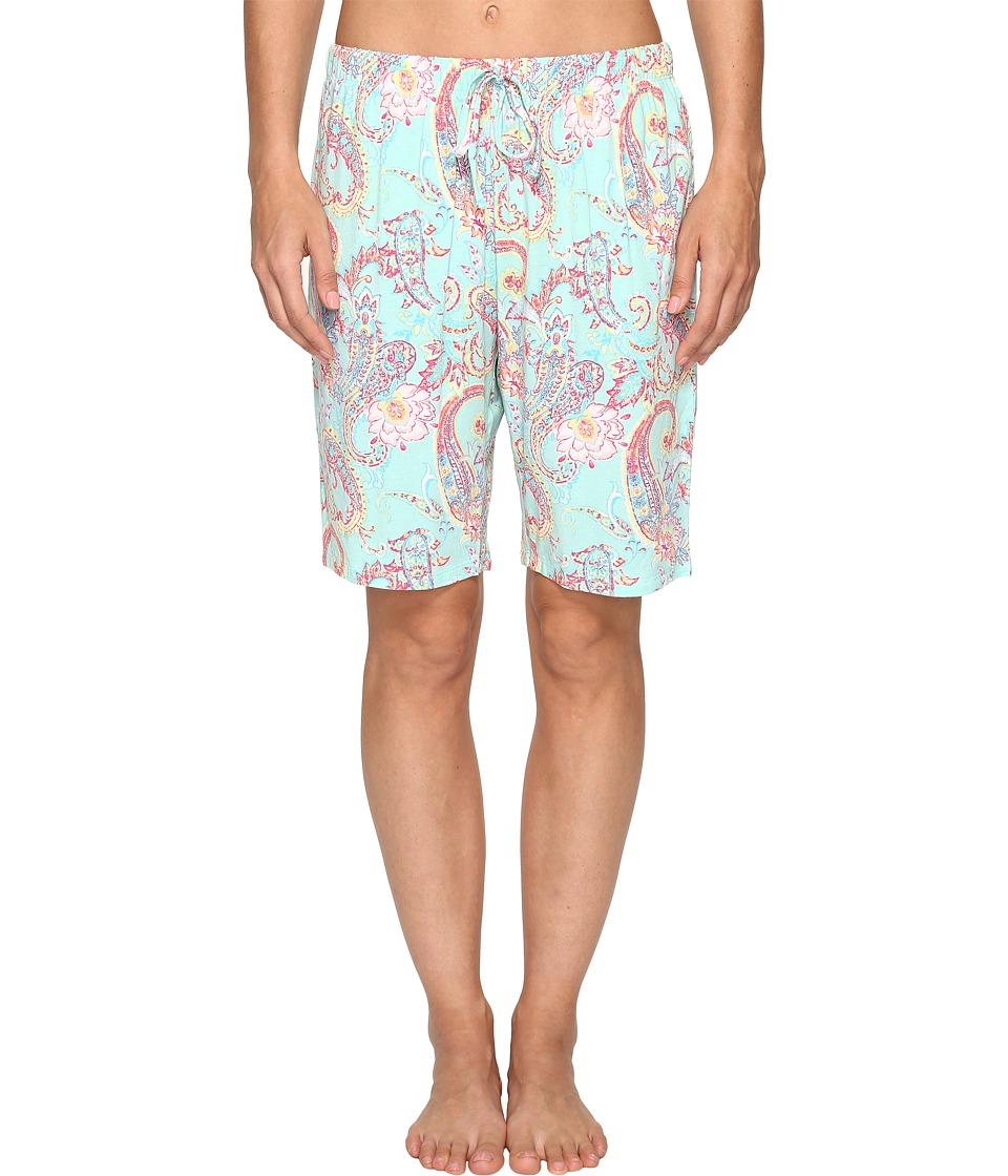 Jockey - Printed Bermuda Shorts (Spring Paisley) Women's Pajama