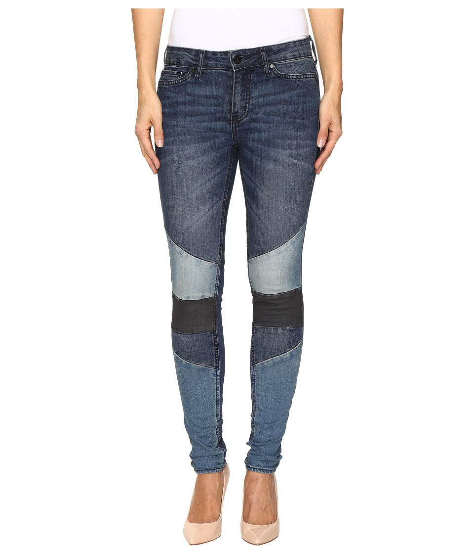 Calvin Klein Jeans - Color Blocked Leggings Jeans in Anouk (Anouk) Women's Jeans