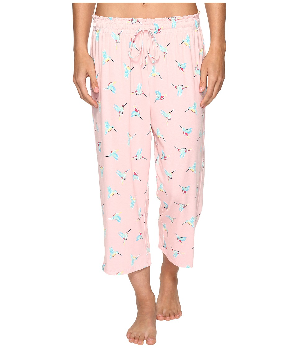 Jockey - Printed Capri Pants (Hummingbirds) Women's Pajama