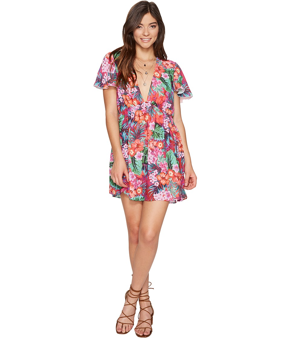 Show Me Your Mumu - Austin Dress (Aloha Beautiful) Women's Dress