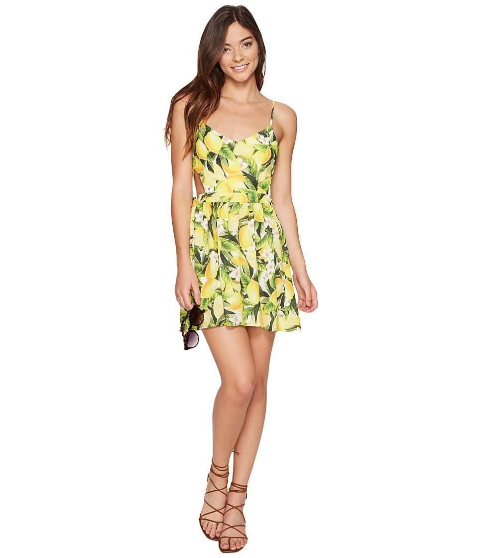 Show Me Your Mumu - Piper Dress (Citrus Stretch) Women's Dress