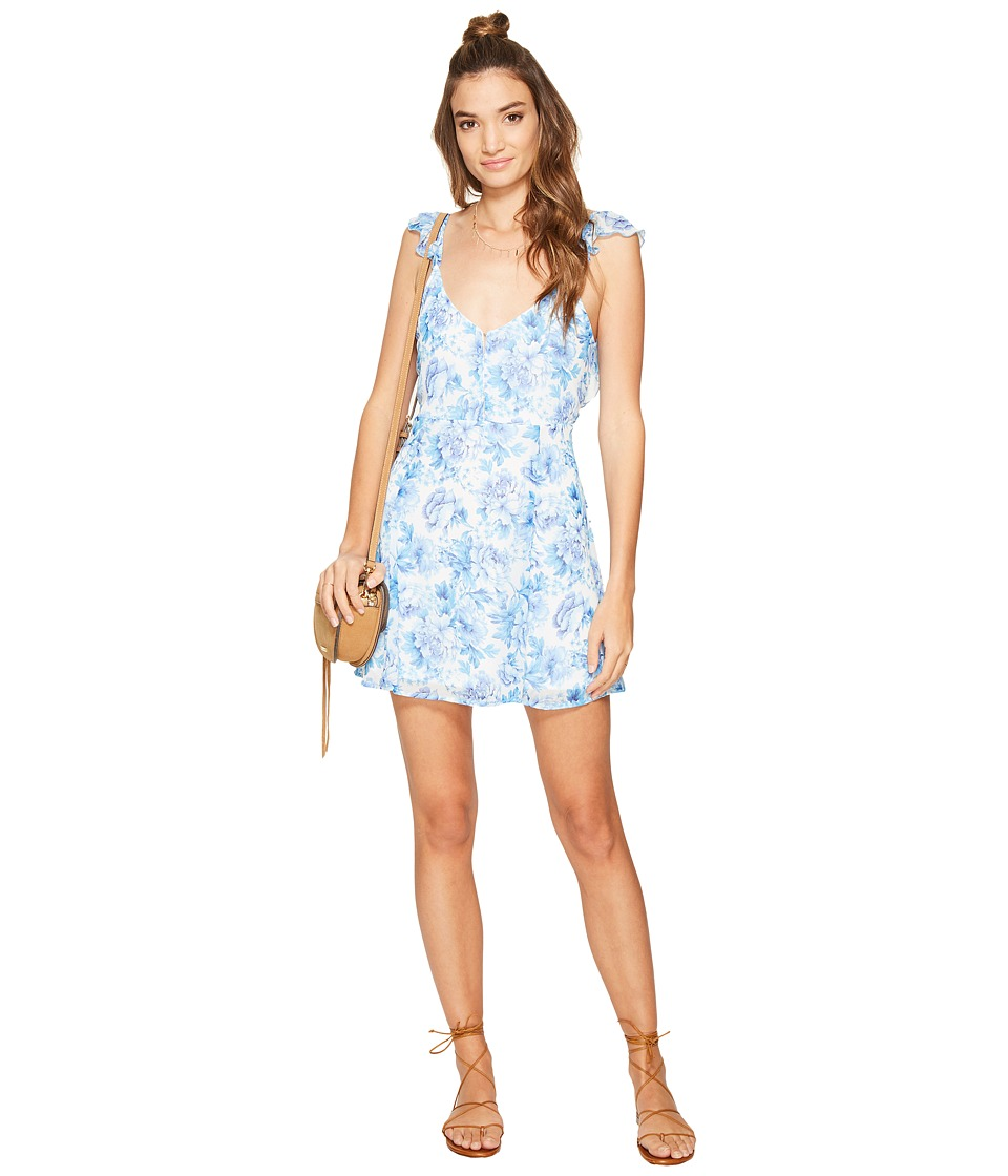 Show Me Your Mumu - Delilah Dress (Mama Blues) Women's Dress