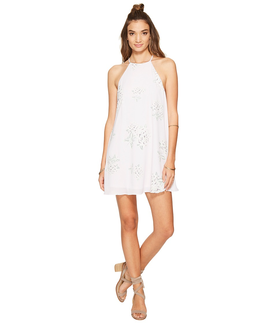 Show Me Your Mumu - Gomez Mini Dress (Liv Love Lav) Women's Dress