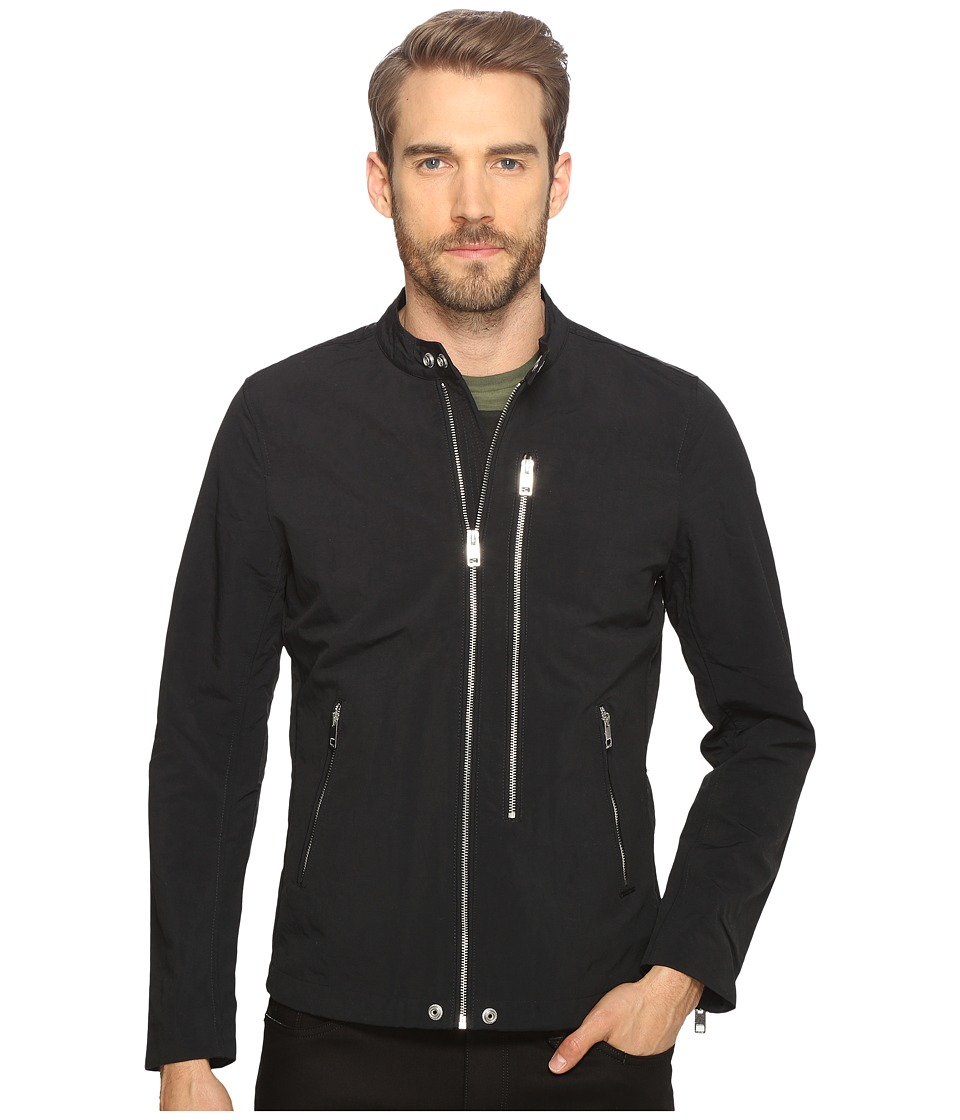Diesel - J-Miles Jacket (Black) Men's Coat