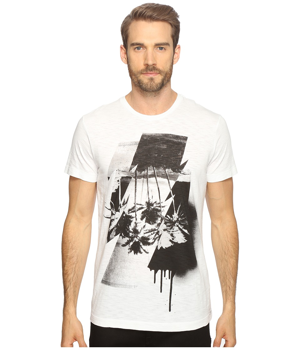 Diesel - T-Diego-MG T-Shirt (White) Men's T Shirt