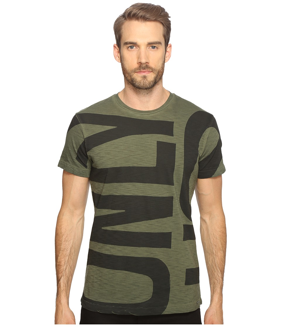 Diesel - T-Diego-MH T-Shirt (Forest Night) Men's T Shirt