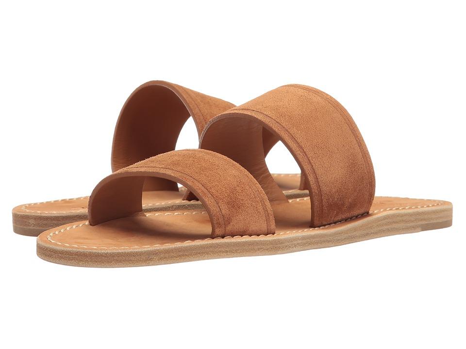 Vince - Travis (Cedar Sport Suede) Women's Shoes