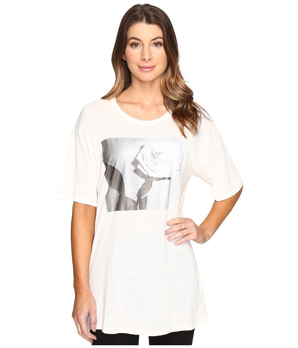 Diesel - T-Rachel-P T-Shirt (Ivory) Women's T Shirt
