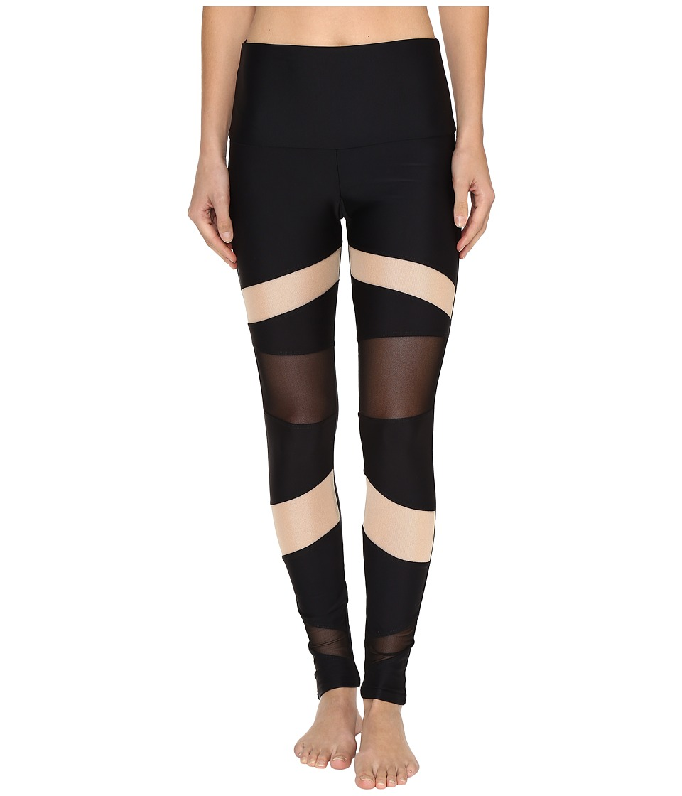 Onzie - Bondage Leggings (Nude Combo) Women's Casual Pants