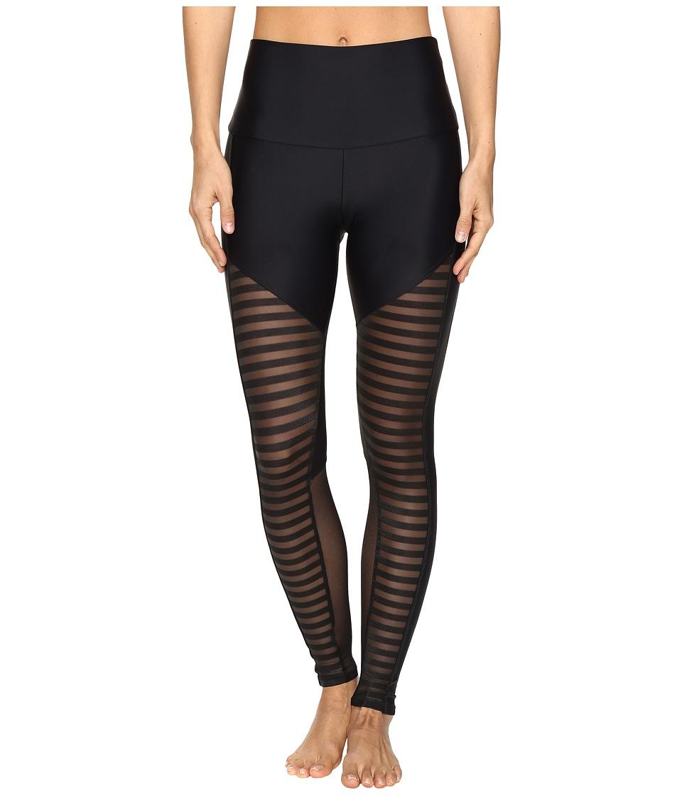 Onzie - Fierce Leggings (Stripe Combo) Women's Casual Pants
