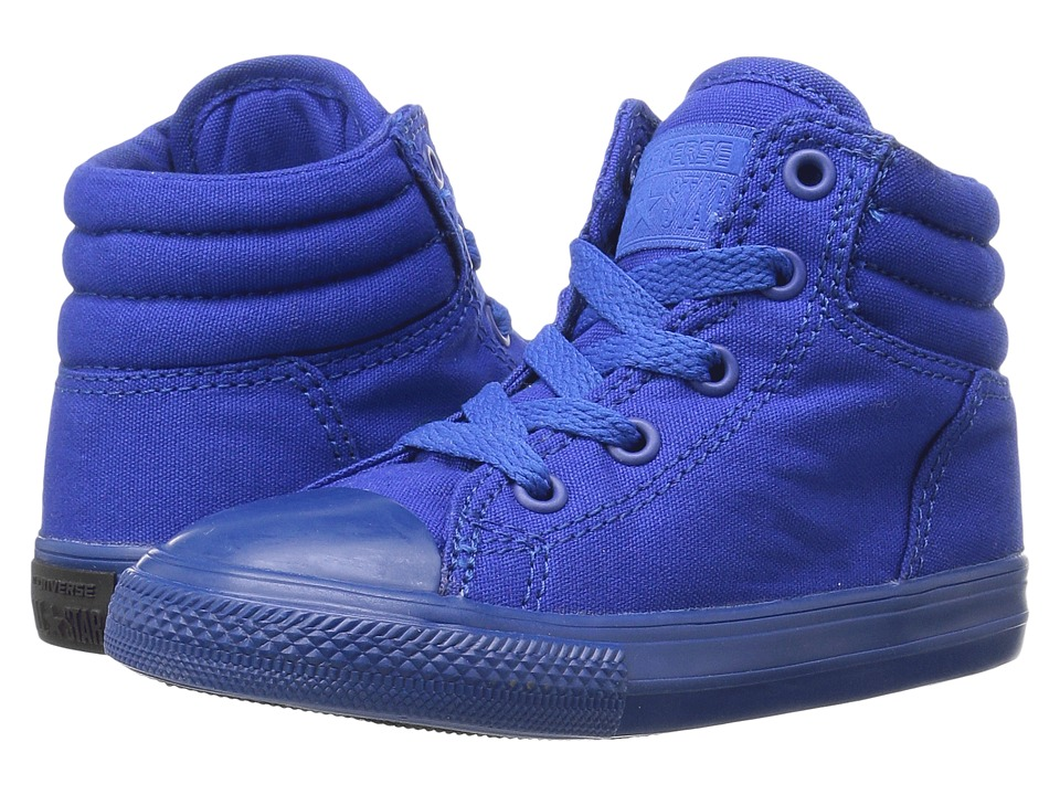 Converse Kids Chuck Taylor Fresh Hi (Infant/Toddler) (Blue/Blue) Kid