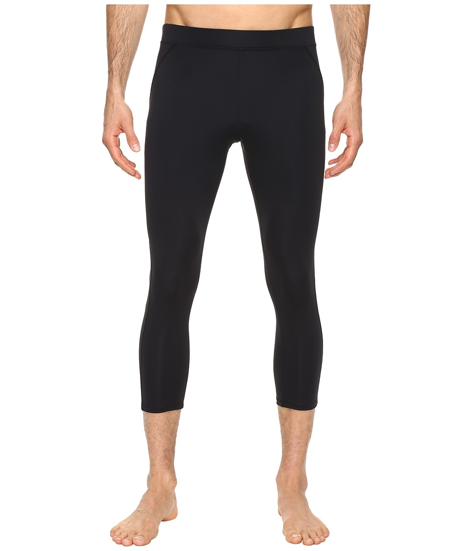 Onzie - Core Capris (Black) Men's Capri