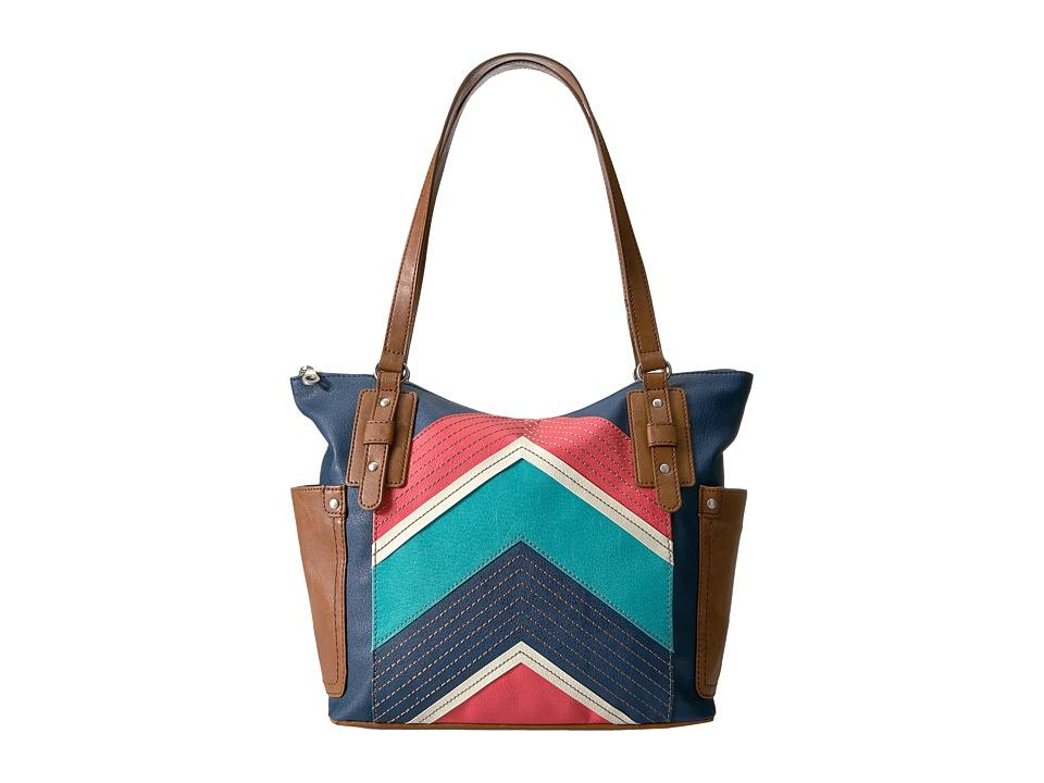 Relic - Monroe Tote (Bright Multi) Tote Handbags
