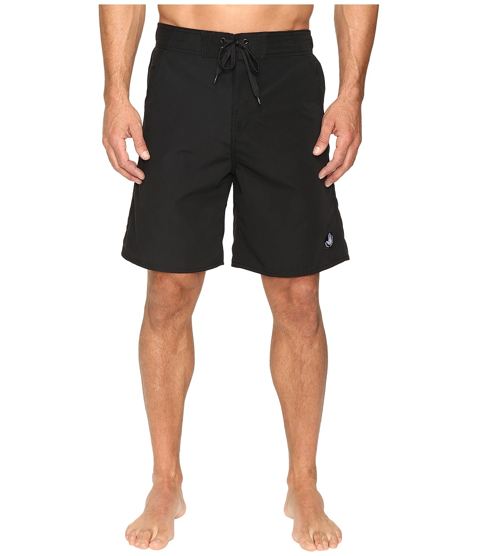 Body Glove Relaxo V-Boardshorts (Black) Men