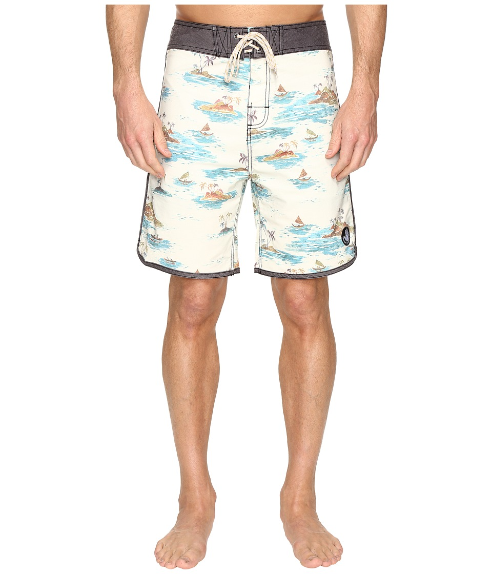 Body Glove - Rapanui Boardshorts (Tan) Men's Swimwear