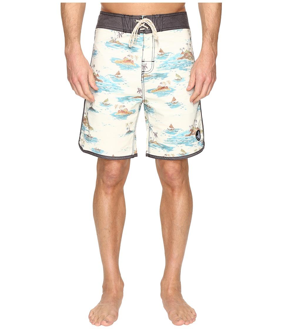 Body Glove - Rapanui Boardshorts (Tan) Men's Swimwear