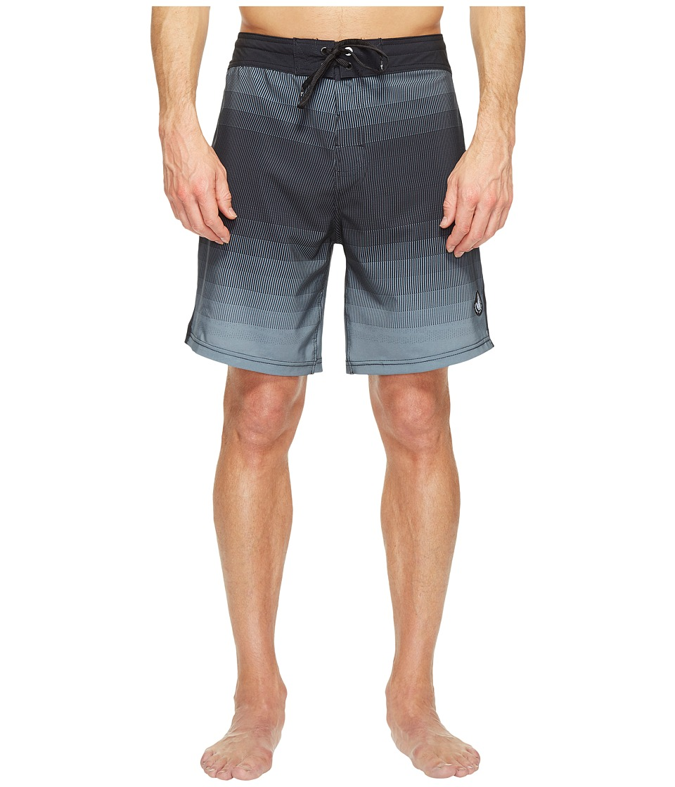 Body Glove Vapor Gravels Boardshorts (Charcoal) Men
