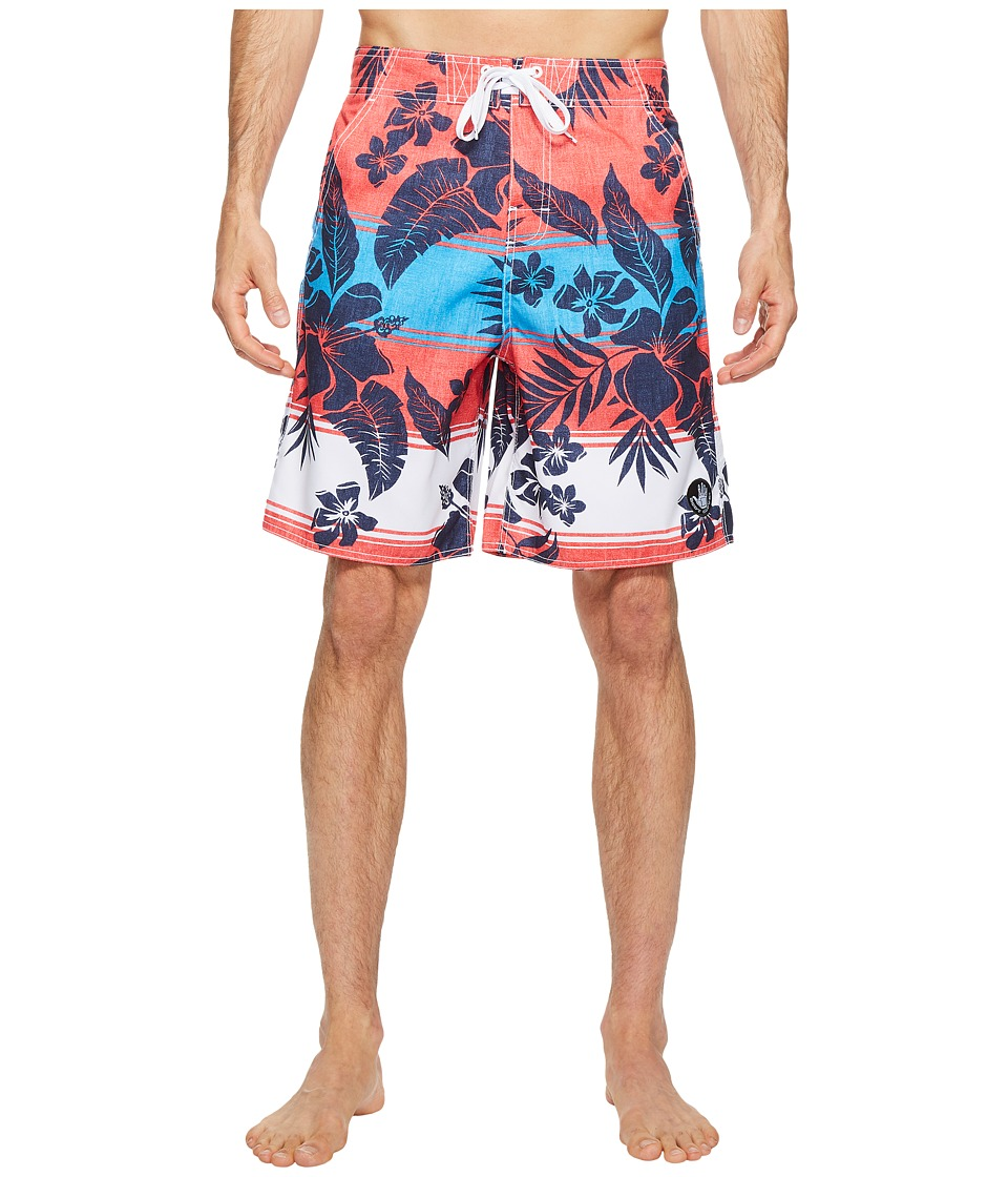 Body Glove Coronado V-Boardshorts (Infrared) Men