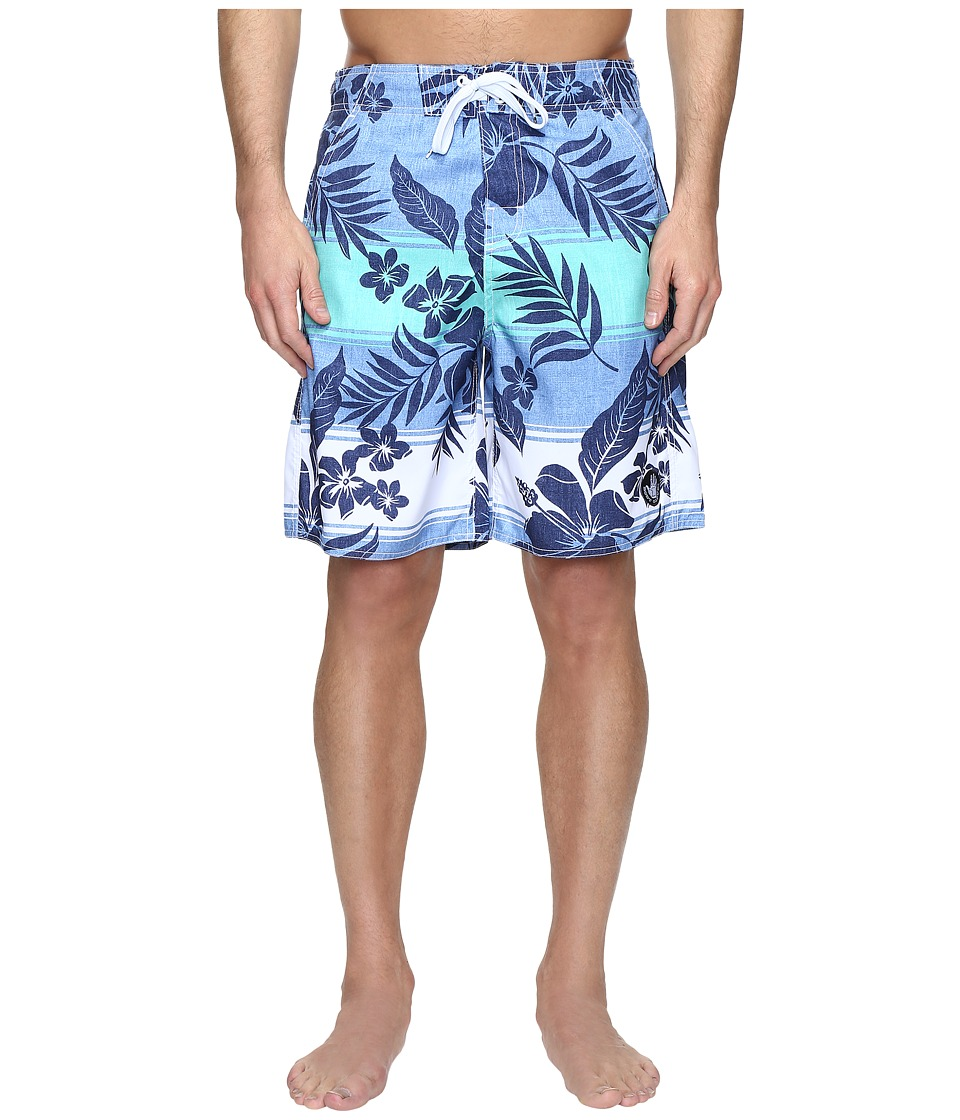 Body Glove Coronado V-Boardshorts (Blue) Men