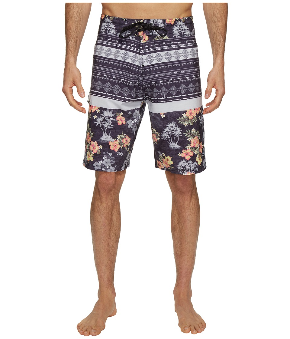 Body Glove - Vapor Clemente Boardshorts (Black) Men's Swimwear