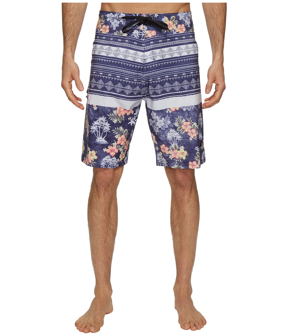 Body Glove Vapor Clemente Boardshorts (Blue) Men