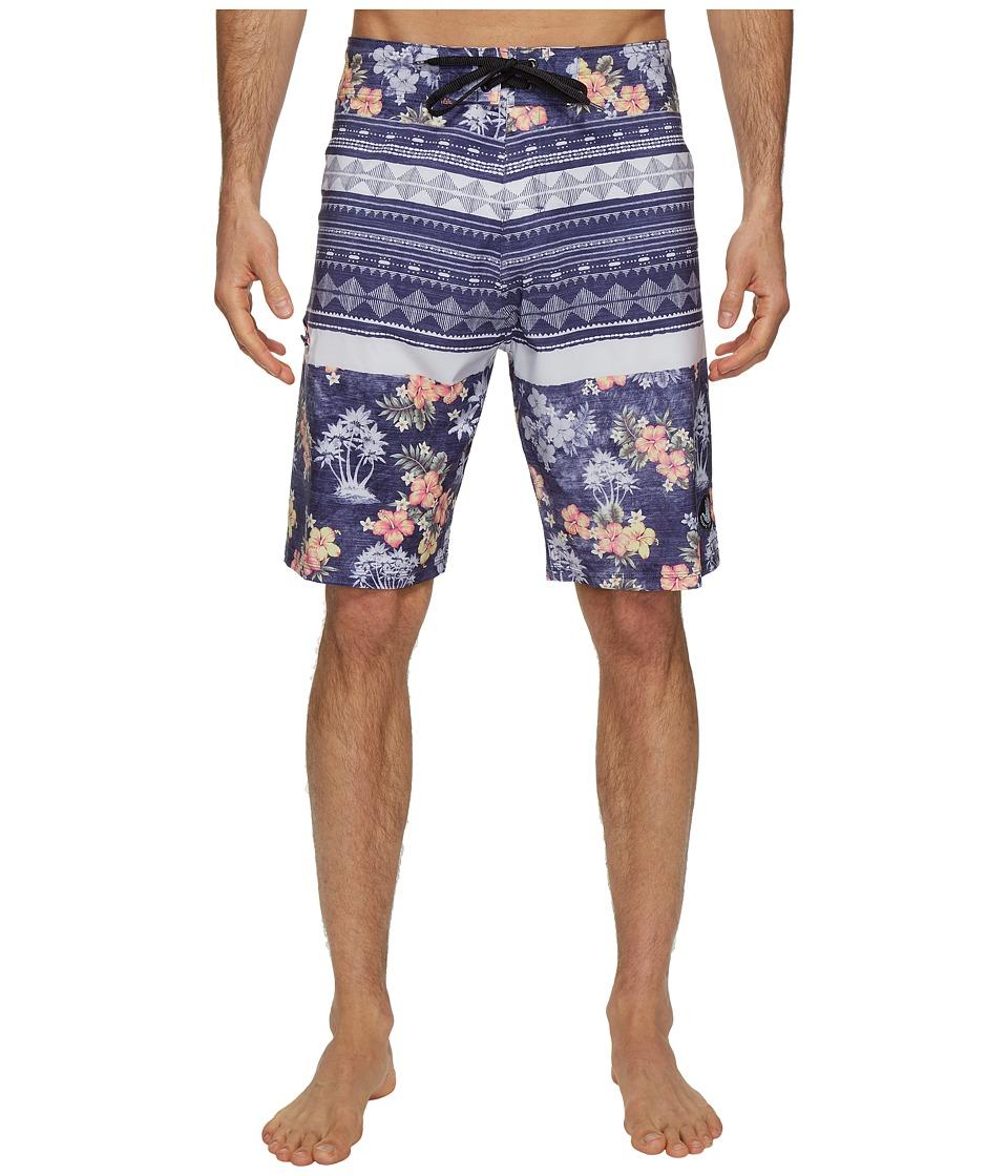 Body Glove - Vapor Clemente Boardshorts (Blue) Men's Swimwear