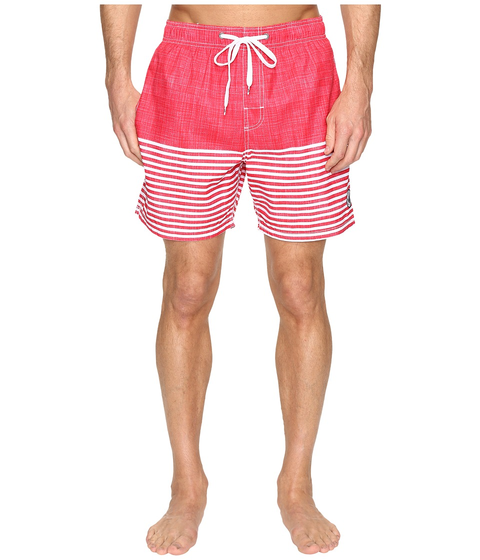Body Glove Off Shore Sport Volley Boardshorts (Infrared) Men