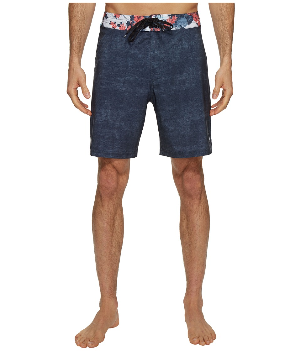 Body Glove Vapor Trimming Boardshorts (Charcoal) Men