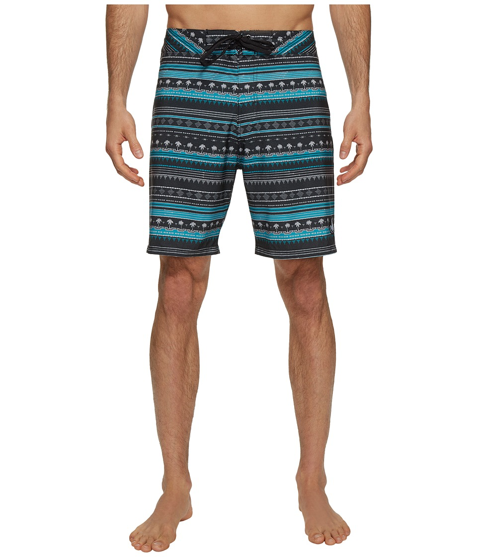 Body Glove Vapor Carlsbad Boardshorts (Black) Men