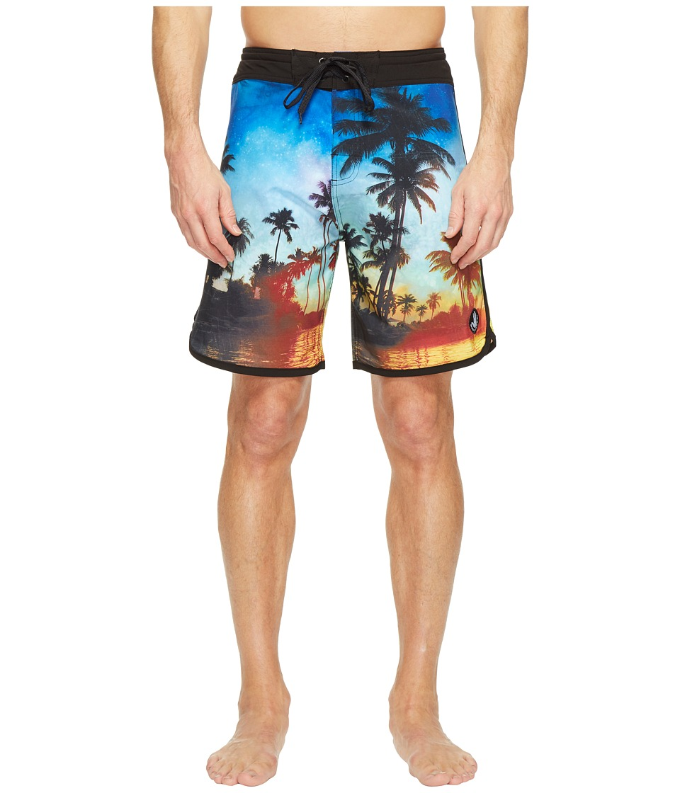 Body Glove Vapor Nooner Boardshorts (Multi) Men