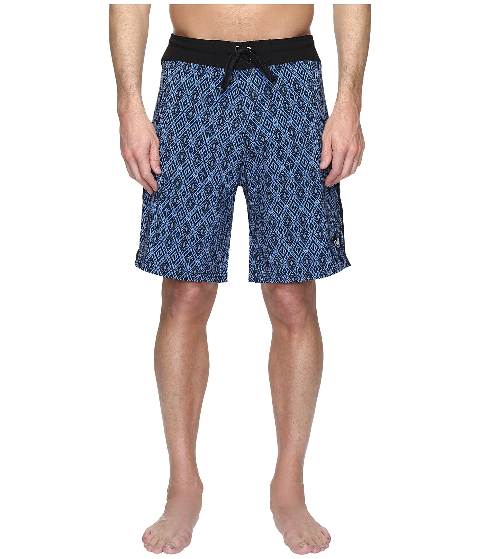 Body Glove - Vapor Off The Wall Boardshorts (Royal Heather) Men's Swimwear