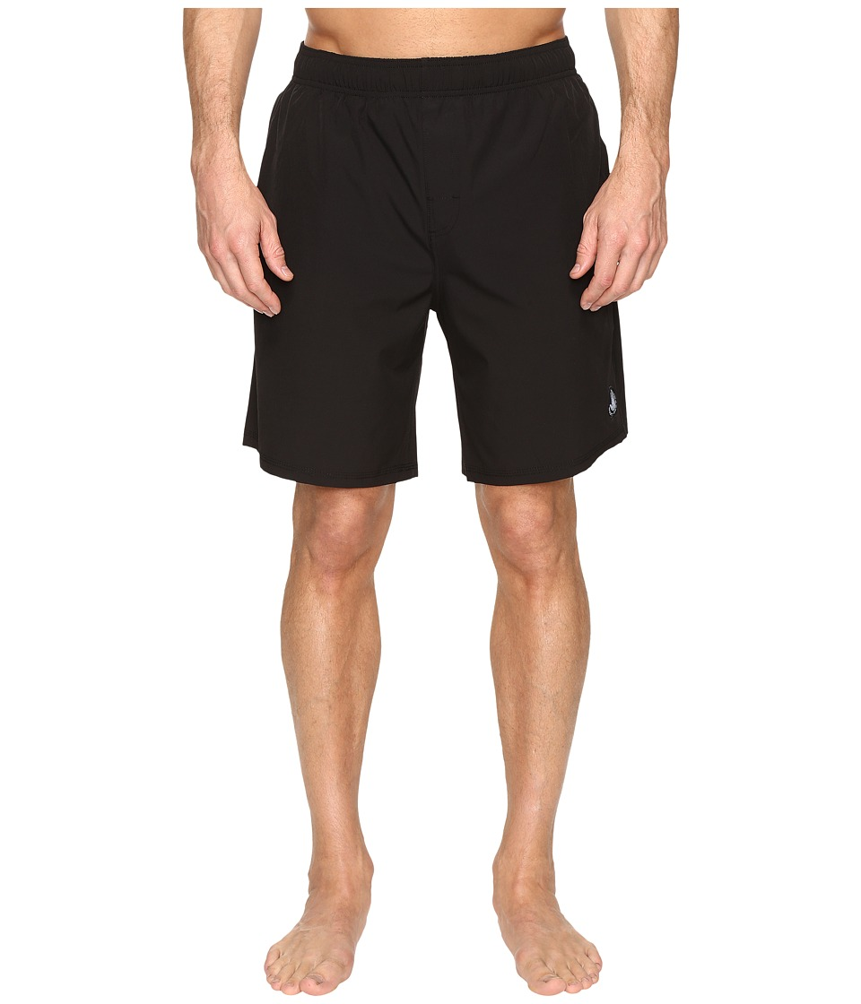 Body Glove - Vapor Freestyle Volleys Boardshorts (Black) Men's Swimwear