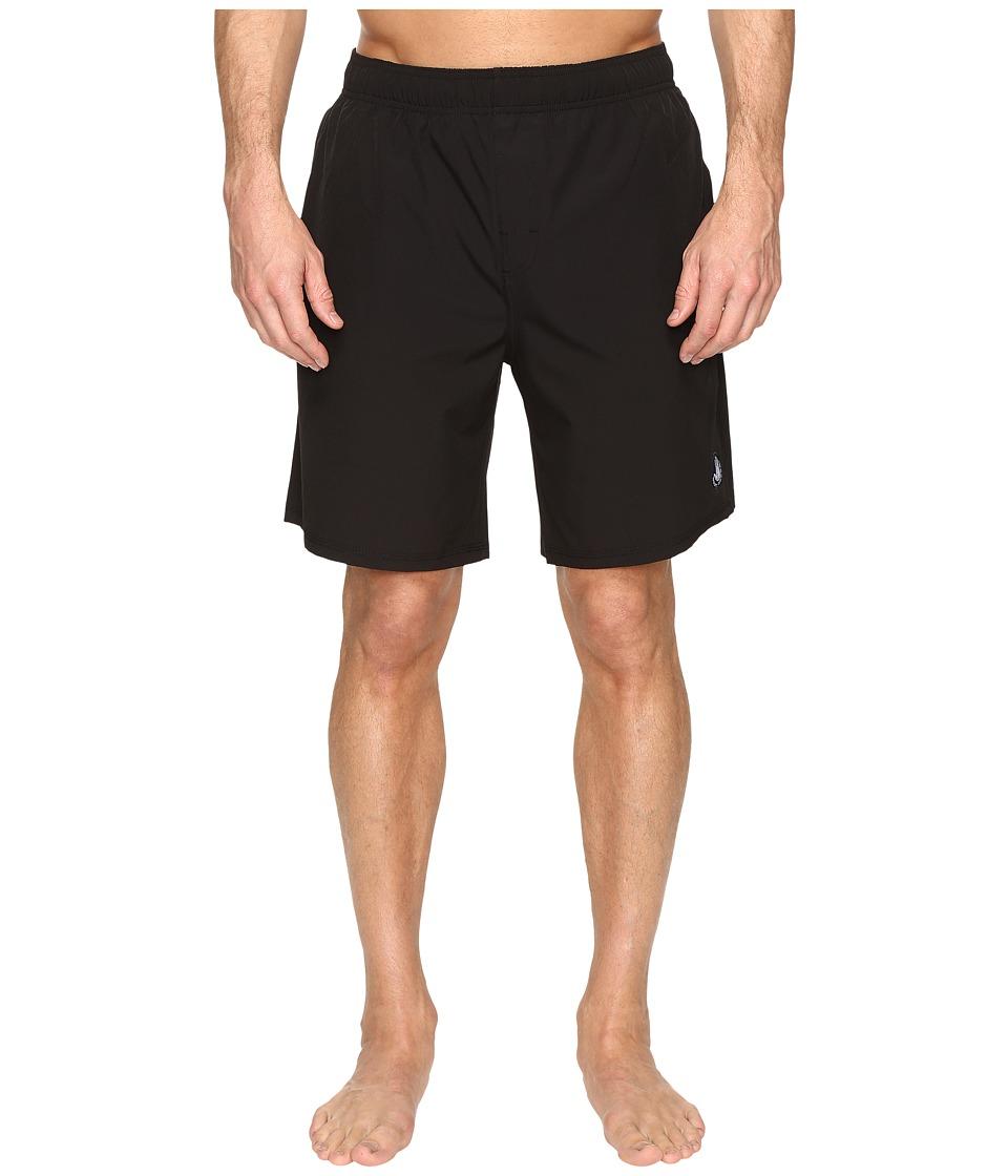 Body Glove - Vapor Freestyle Volleys Boardshorts (Black) Men's Swimwear