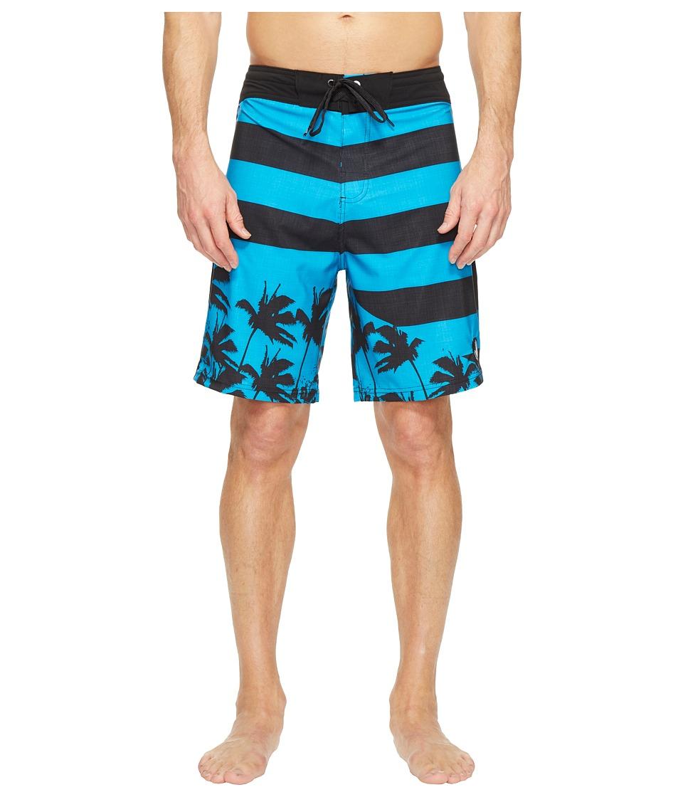 Body Glove - Vapor J.O.B. Boost Boardshorts (Blue) Men's Swimwear