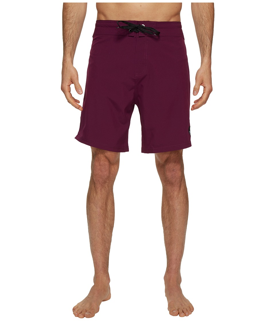 Body Glove - Vapor Twin Spin Boardshorts (Dark Purple) Men's Swimwear