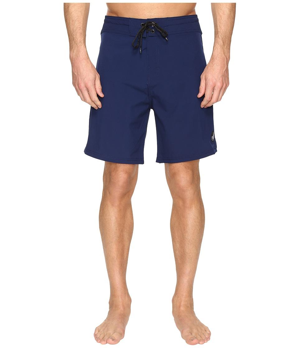 Body Glove - Vapor Twin Spin Boardshorts (Indigo) Men's Swimwear