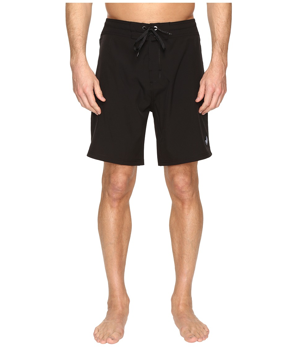 Body Glove - Vapor Twin Spin Boardshorts (Black) Men's Swimwear