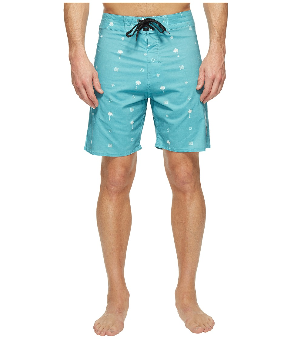 Body Glove - Boneyard Boardshort (Ceramic) Men's Swimwear