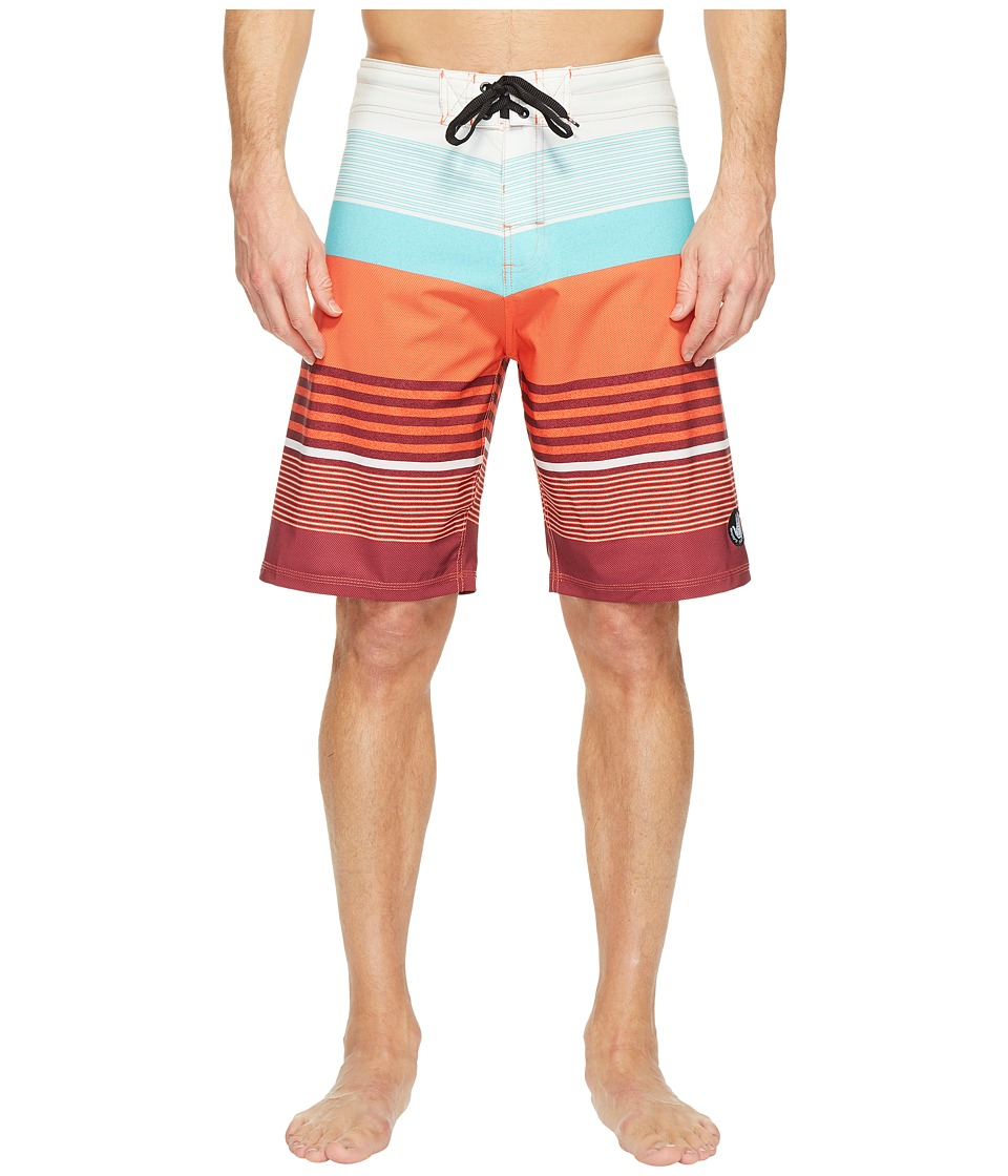 Body Glove Vapor Cuda Boardshorts (Orange) Men