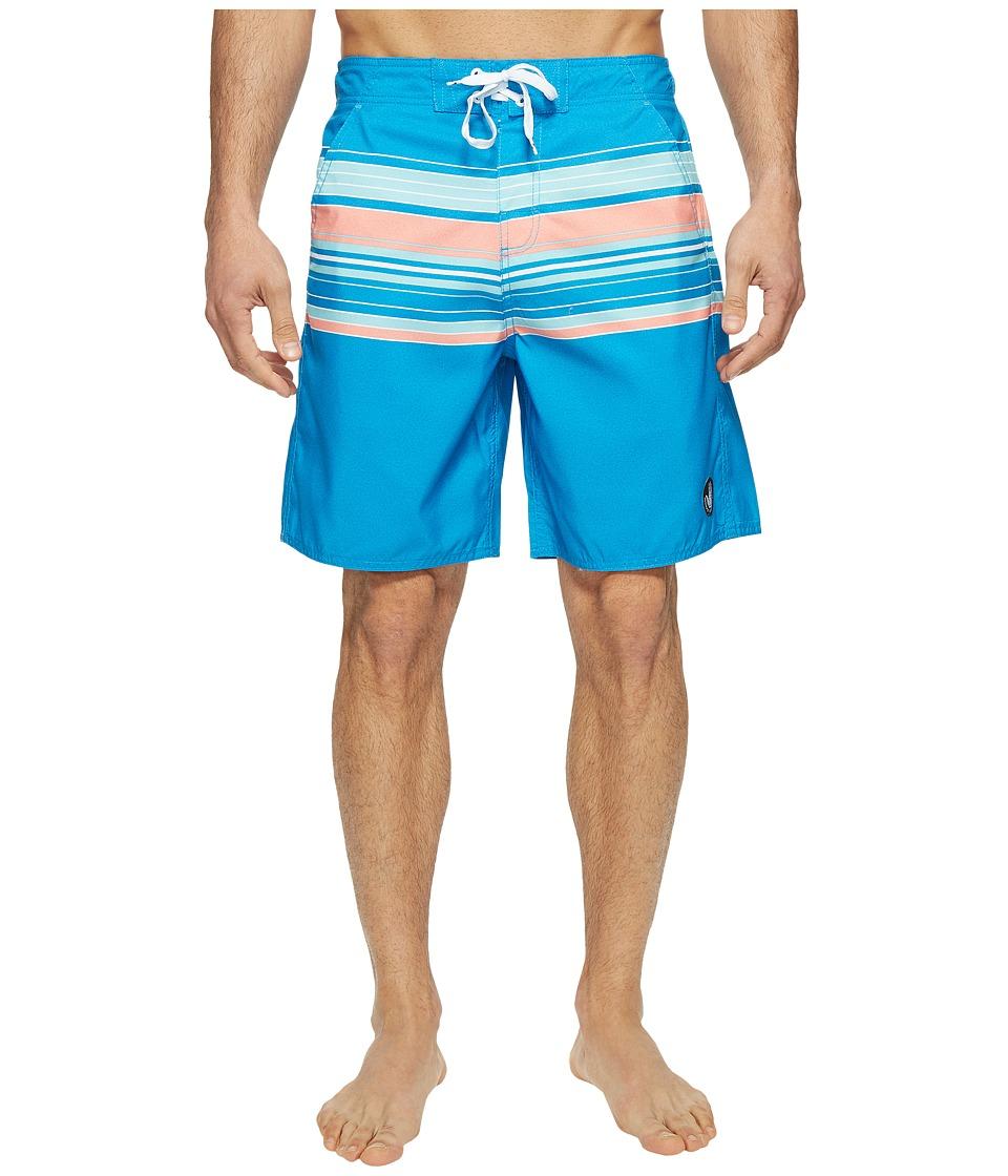 Body Glove Pacific Beach V-Boardshorts (Royal) Men