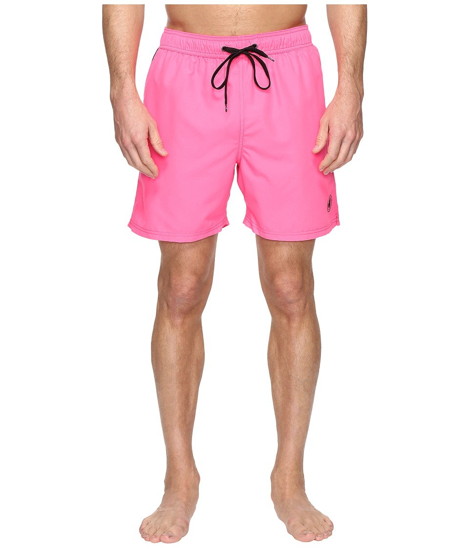 Body Glove - Bust A Move Volley Boardshorts (Neon Pink) Men's Swimwear