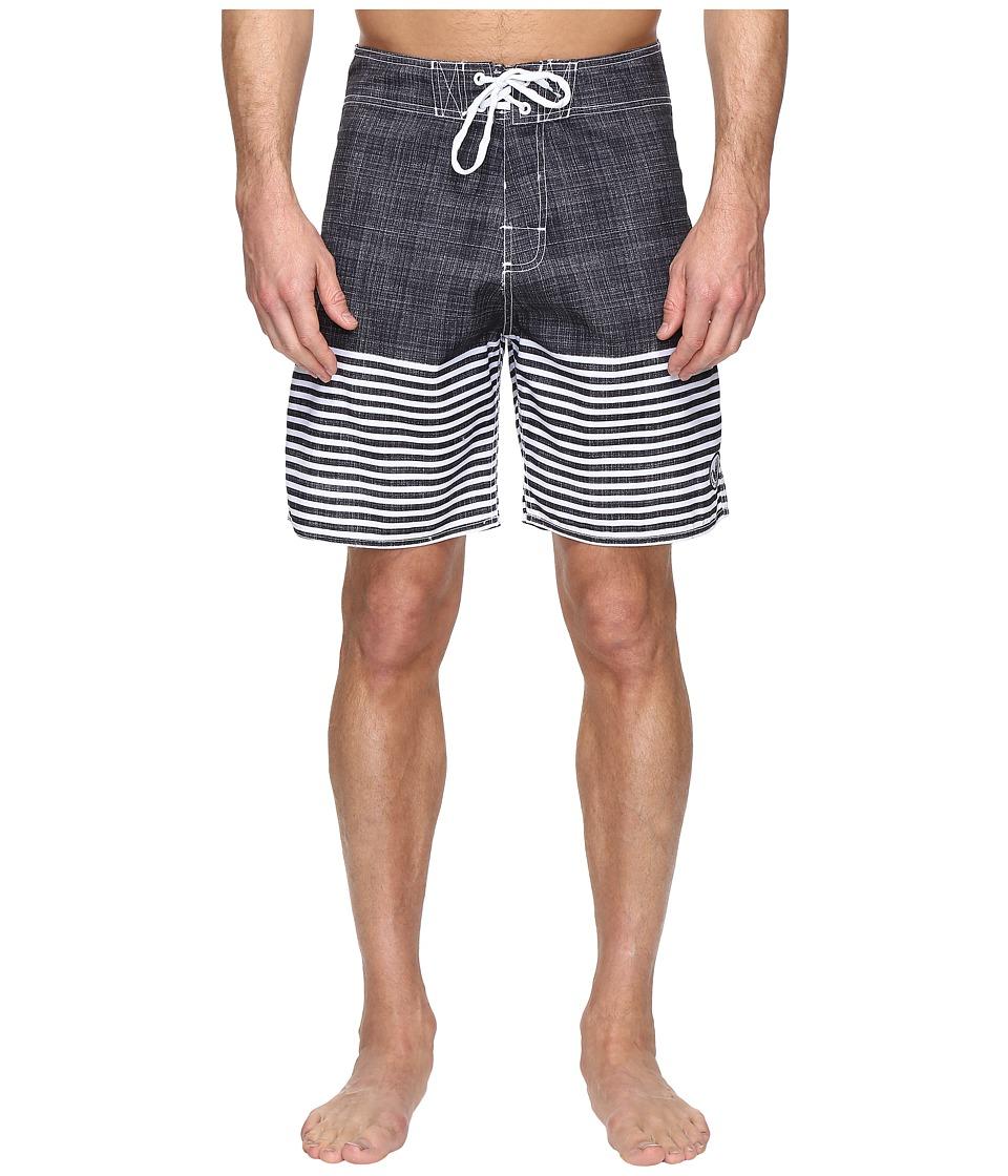 Body Glove - Off Shore Boardshorts (Black) Men's Swimwear